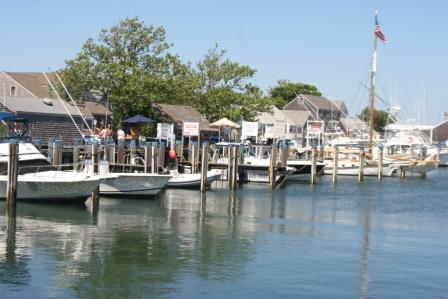 Nantucket harbor sea cape cod by michael mosier for Nantucket by the sea